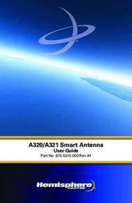 Product Name A320/A321 Smart Antenna - Hemisphere GNSS