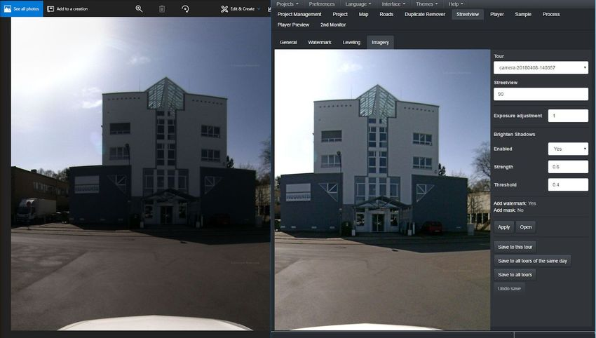Creator 3 Manual - Applied Streetview