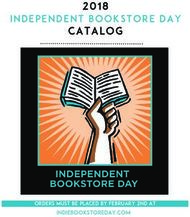 2018 Catalog - Independent Bookstore Day