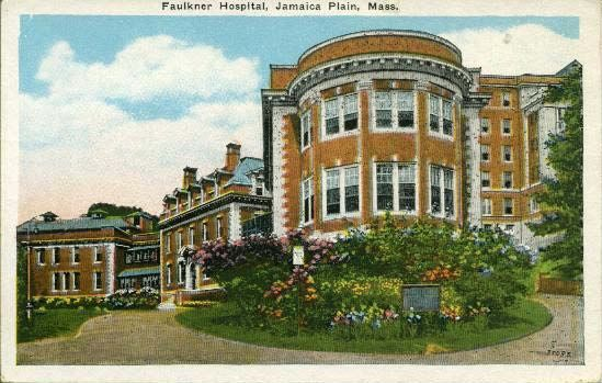The Hospital on the Hill: A History of Faulkner Hospital