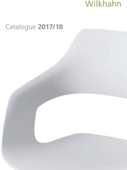 Wilkhahn Catalogue 2017/18