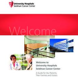 Welcome to University Hospitals Seidman Cancer Center