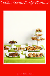 Cookie-Swap Party Planner