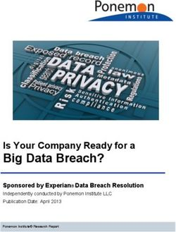 Big Data Breach? - Is Your Company Ready for