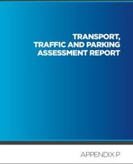 TRANSPORT, TRAFFIC AND PARKING ASSESSMENT REPORT