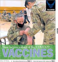 VACCINES - TAILWIND - Travis Air Force Base