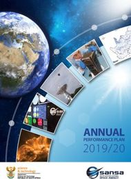 ANNUAL 2019/20 PERFORMANCE PLAN - South African National Space Agency