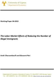 The Labor Market Effects of Reducing the Number of Illegal Immigrants