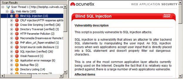 Web Vulnerability Scanner v9 5 Product Manual