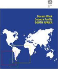 SOUTH AFRICA - Decent Work Country Profile
