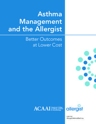 Asthma Management and the Allergist