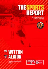 ALBION VS WITTON - Mickleover Football Club