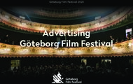 Advertising Göteborg Film Festival - Göteborg Film Festival 2020