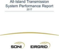 All-Island Transmission System Performance Report