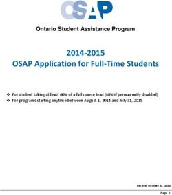 2014-2015 OSAP Application for Full-Time Students