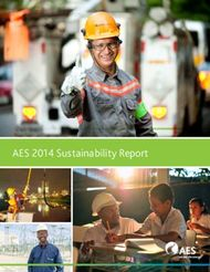 AES 2014 Sustainability Report - AES Corporation