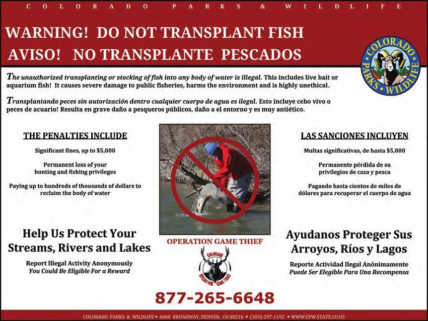 2015 colorado fishing for Lifetime fishing license va