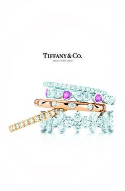 Tiffany & Co. Selections 2010. Tiffany Keys collection. Catalogue.