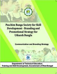 Branding and Promotional Strategy for Utkarsh Bangla - pbssd