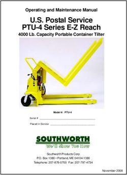 Us postal service operating and maintenance manual ptu 4 series us postal service operating and maintenance manual ptu 4 series e z reach greentooth Choice Image