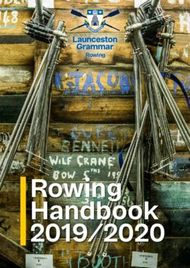 Rowing Handbook 2019/2020 - Rowing - Launceston Church Grammar School