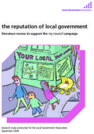 The reputation of local government