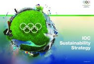 IOC Sustainability Strategy - Olympic.org