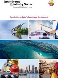 Qatar Energy Industry Sector - Sustainability Report 2012