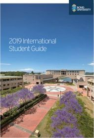 2019 International Student Guide