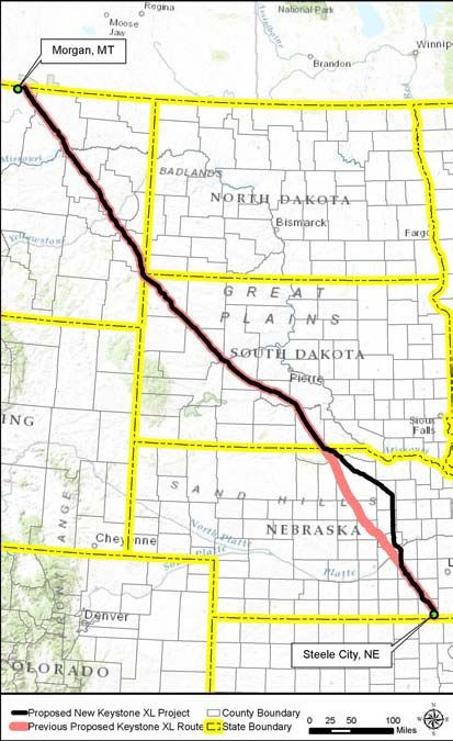 Keystone XL Pipeline Project: Key Issues