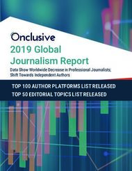 2019 Global Journalism Report