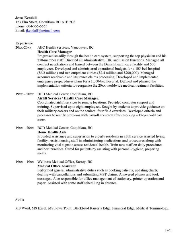 your resume and cover letter toolbox