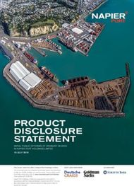PRODUCT DISCLOSURE STATEMENT