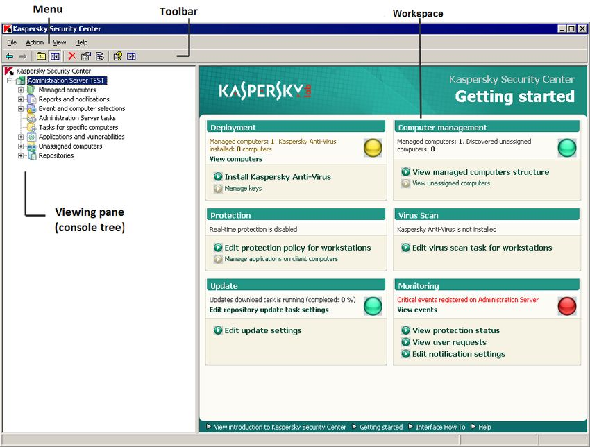 Kaspersky Security Center 9 0