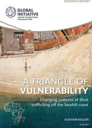 VULNERABILITY A TRIANGLE OF - Changing patterns of illicit trafficking off ...