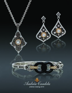 Andrea Candela. Jewelry Catalog 2013.