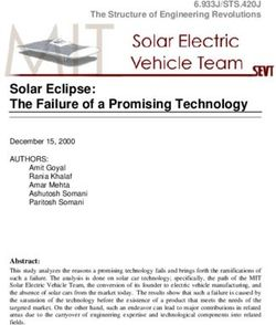 Solar Eclipse: The Failure of a Promising Technology