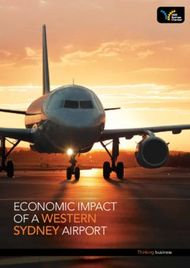 Economic impact of a Western sydney airport - Thinking business