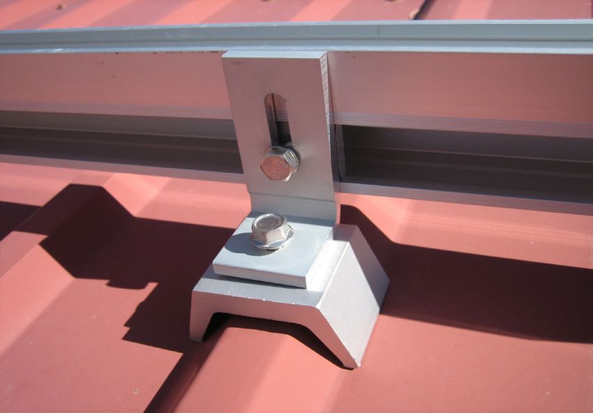 Series 100 Ul Roof Mount System