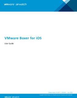 VMware Boxer for iOS - User Guide