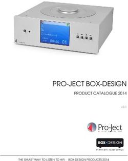 PRO-JECT BOX-DESIGN PRODUCT CATALOGUE 2014