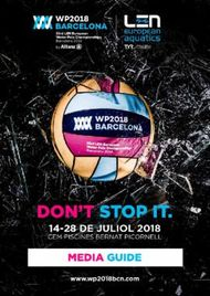 WP2018 WATERPOLO