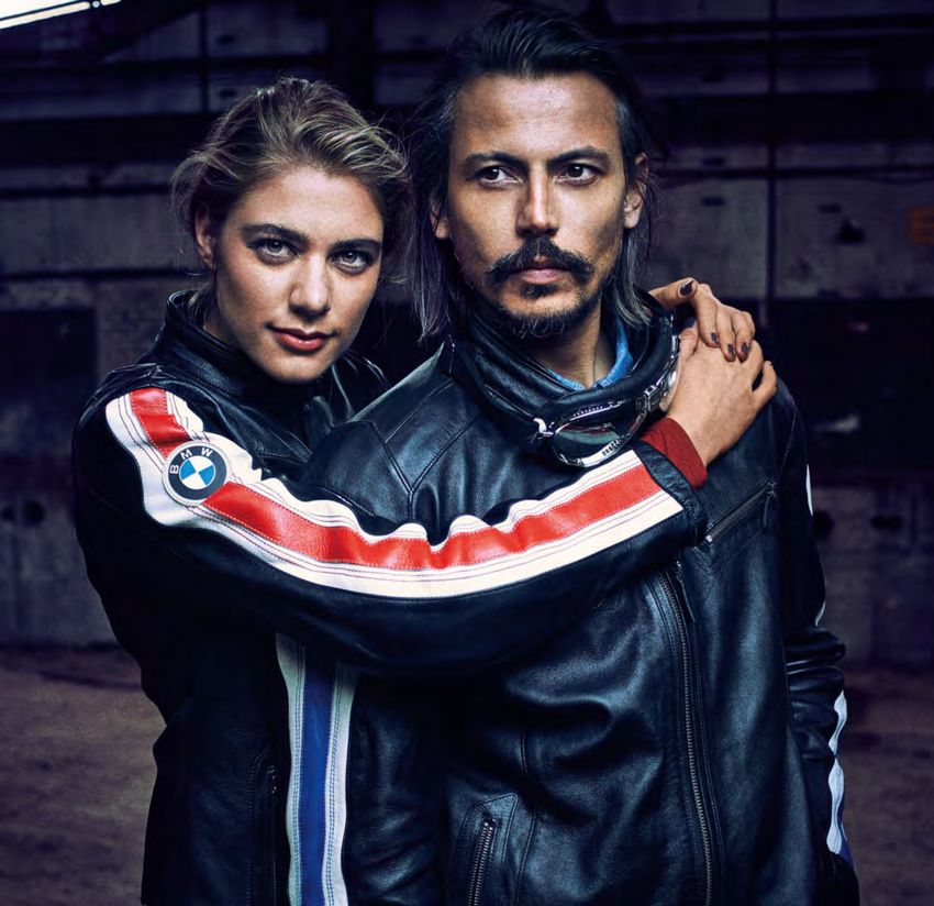 life a ride. bmw motorcycle clothing and accessories catalogue 2016.
