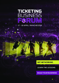 BUSINESS 17 - 18 APRIL l MANCHESTER