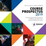 COURSE PROSPECTUS 2019 - Southern African Institute of Welding