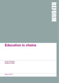 Education in chains