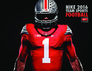 Nike 2016 Team Sports Football Catalog
