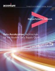 Data Acceleration: Architecture for the Modern - Accenture