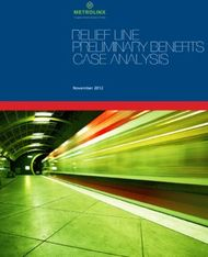RELIEF LINE PRELIMINARY BENEFITS CASE ANALYSIS