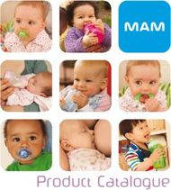 MAM the Expert of Babycare. Product Catalogue.